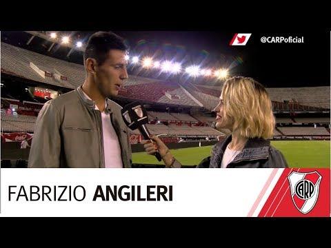 Fabrizio Angileri: