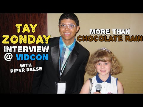 "TAY ZONDAY Chocolate Rain Interview SINGS ""SOMETHING ABOUT PIPER'S PICKS TV""!? REALLY!? (PQP #035)"