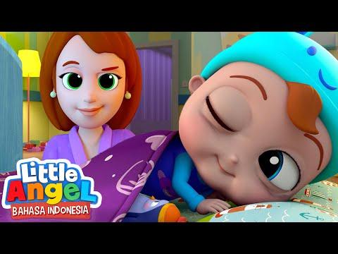 Selamat Tidur Ya Sayang | Lagu Tidur Anak | Little Angel Bahasa Indonesia