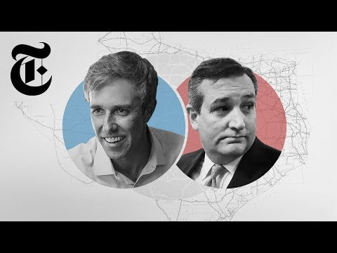 Could Democrat Beto O'Rourke Defeat Ted Cruz in Texas? | NYT News