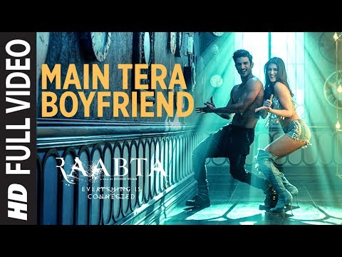 Video Main Tera Boyfriend Full Video | Raabta | Arijit Singh | Neha Kakkar | Sushant Singh Kriti Sanon download in MP3, 3GP, MP4, WEBM, AVI, FLV January 2017