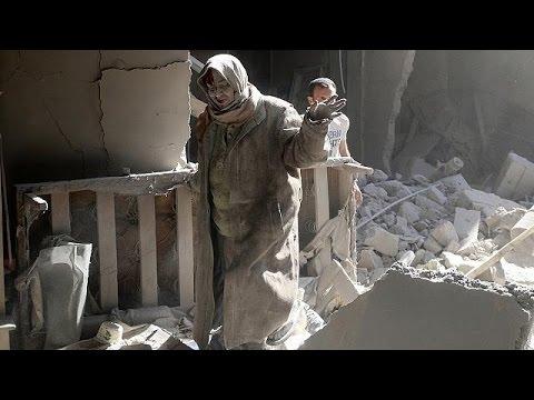 Συρία: «Εκτός ελέγχου» η κατάσταση στο Χαλέπι