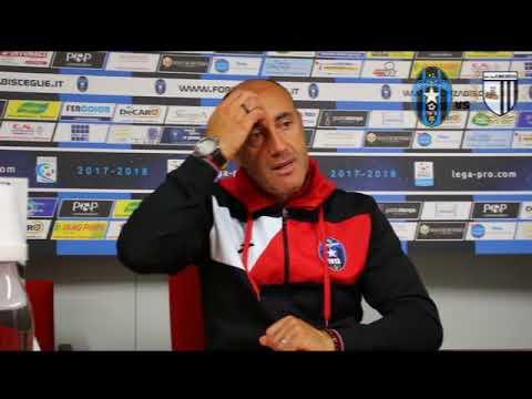 Preview video Bisceglie - S.Leonzio 1-1: Post gara