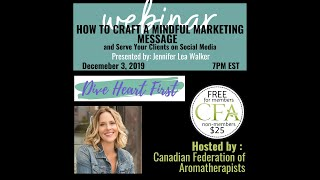 Craft a Mindful Marketing Message