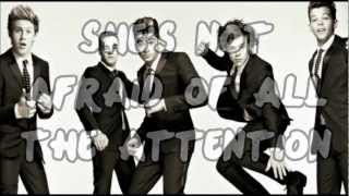 One Direction - She's Not Afraid (Lyrics + Pictures + Download Link)