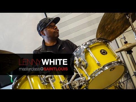 Lenny White | masterclass@SaintLouis 2016