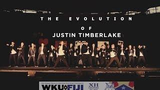 Frat Boys Dance The Evolution Of Justin Timberlake