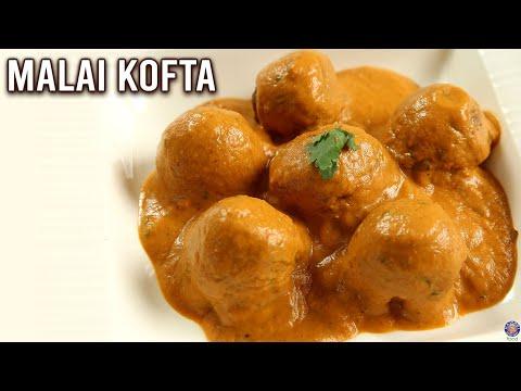 How To Make Malai Kofta | Restaurant Style Malai Kofta Curry | Tofu Malai Kofta Recipe | Upasana