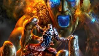 Download Lagu Colossus Combat (with lyrics) - God of War 2 Soundtrack Mp3