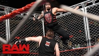 Nonton Roman Reigns Vs  Kevin Owens   Steel Cage Match  Raw  Sept  19  2016 Film Subtitle Indonesia Streaming Movie Download