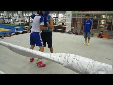 Boxing HN - Bùi Trung Phong - Training 08/2016