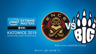 ENCE vs BIG, game 2