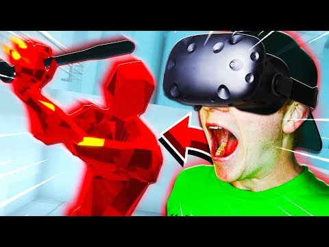Controlling Time With Virtual Reality (superhot)