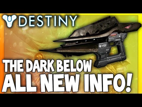info - Loads of new information, Enjoy guys & thanks for stopping by! If You Enjoyed The Video, Consider Leaving A LIKE :) Thanks. Bungie, The Dark Below Article - http://goo.gl/fXRSZF Hey guys,...