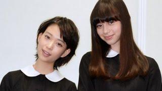 『劇場版 零~ゼロ~』中条あやみ&森川葵インタビュー