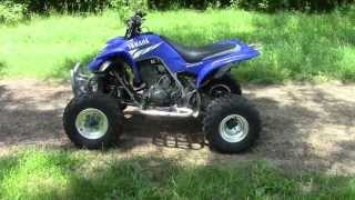 10. 2004 Yamaha Raptor 660R (C&C Sports Brighton MI)