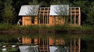 Inspiratie: Garden House by Caspar Schols