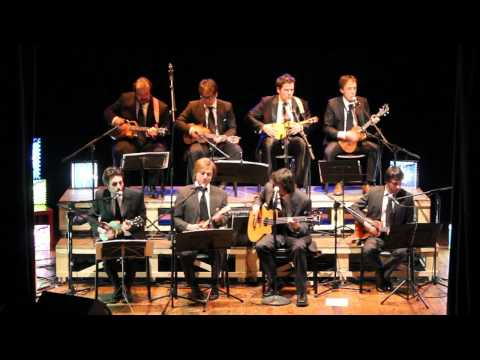 "Sinfonico Honolulu : ukulele orchestra - ""Sympathy For The Devil"""