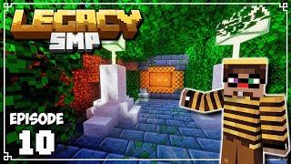 Legacy SMP - SECRET JUNGLE SHRINE??? - Ep. 10 - (Minecraft 1.15 Survival)