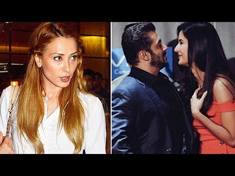 Iulia Vantur INSECURED About Salman Khan And Katri
