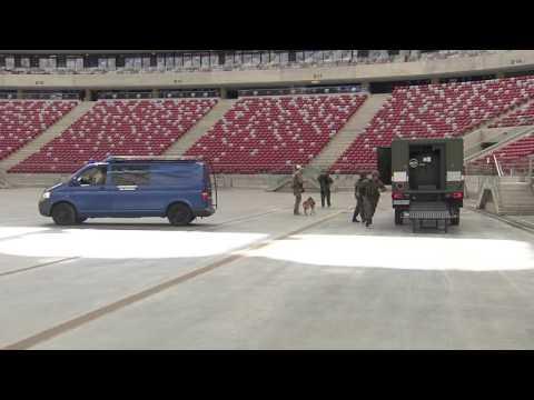 Szkolenie ŻW przed szczytem NATO