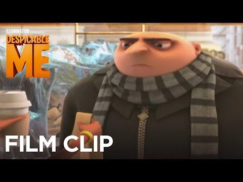 "Despicable Me   Clip: ""Coffee Shop""   Illumination"