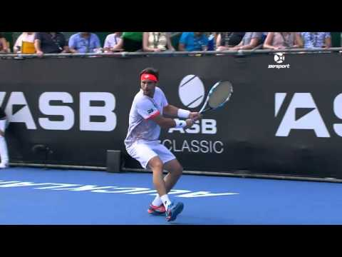 ASB Classic Day Session Highlights - Friday 15 January 2016
