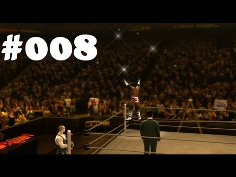 Let's play WWE 13 Universe Mode #008 TLC Undertaker vs  Booker T