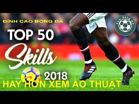 Táo quân 2019 báo cáo Ngọc Hoàng 50 pha bóng đẹp nhất thế giới trong năm 2018 @ vcloz.com