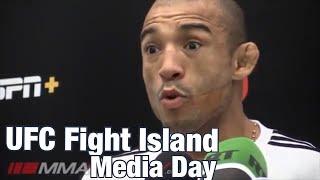 "Jose Aldo: Criticizes Jon Jones and Masvidal on fighter pay ""Not the Right Time"" 