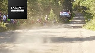 FIA World Rally Championship - Neste Rally Finland 2017► Watch 5 Stages LIVE on http://www.wrcplus.com► More WRC Videos: http://goo.gl/kKumd8► Official Website WRC.com: http://goo.gl/2b0WzESubscribe to WRC Youtube: http://goo.gl/W238zSubscribe to WRC Newsletter: http://goo.gl/yyeVLyWRC on Facebook: https://goo.gl/vR0WnXWRC on Twitter: https://goo.gl/cSzRqUWRC on Instagram: https://goo.gl/YJMj3u