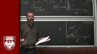 Lecture 3 - Blackbody Radiation&Quantum Mechanics