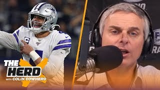 Colin plays 'Playoff or Takeoff' and predicts which NFC teams will make playoffs | NFL | THE HERD by Colin Cowherd
