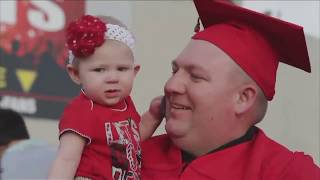 UNLV Commencement  Spring 2018 AM Ceremony
