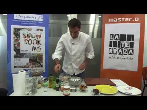 Showcooking parte I