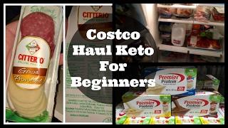 Costco Haul Keto For Beginners | What's in My Fridge | Life Update