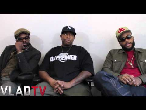 5'9 - http://www.vladtv.com - DJ Premier and Royce Da 5'9 spoke with VladTV about the Total Slaughter battle between Hollow Da Don vs. Joe Budden. As Royce stated at the event, he thinks Joe beat...