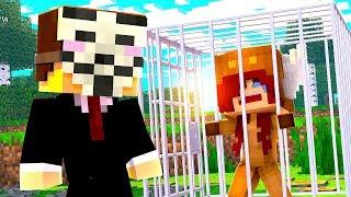 Minecraft HACKER - NINJA HACKER TAKES GIRLFRIEND! (Project Zorgo)