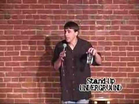 Tom Simmons Stand Up Comedy / TV / God is Prochoice