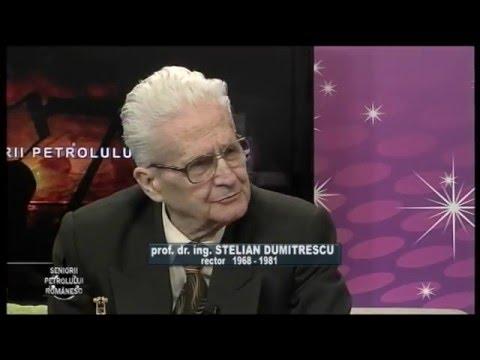 Emisiunea Seniorii Petrolului Romanesc – 12 decembrie 2015 – partea I