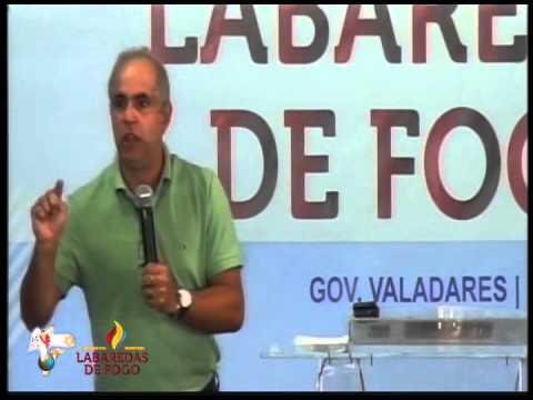 Claudio Duarte - Pr. Cláudio Duarte - Domingo Manhã - LABAREDAS DE FOGO 2014.