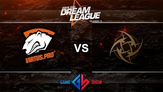 NIP vs Virtus.Pro, game 1