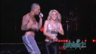 Concierto de Shakira (Rene Calle 13) @ Puerto Rico 14/oct/2011