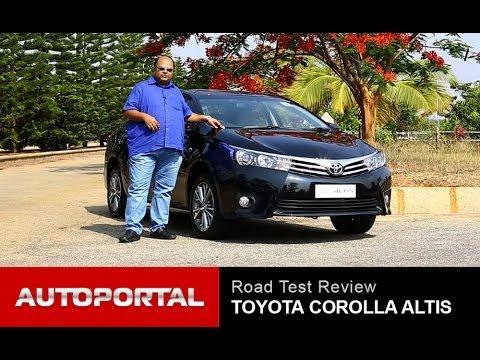 "Toyota Corolla Altis 2014 Review ""Test Drive"" – AutoPortal"