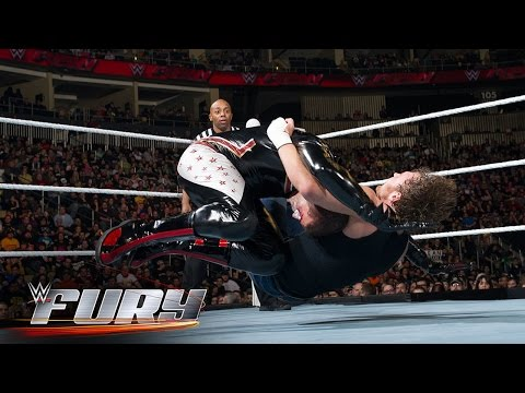 38 DDTs That Will Drill You Into The Canvas: WWE Fury