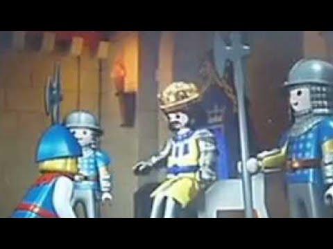 Playmobil Film deutsch / Gladiatoren des Königs / Ritterfilm für Kinder / Folge 1