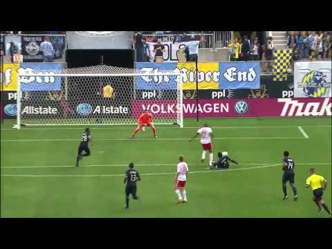 HIGHLIGHTS: Philadelphia Union vs New York Red Bulls, MLS_Labdargs MLS videk. Legeslegjobbak