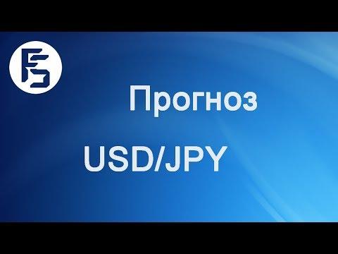 Форекс прогноз на сегодня, 17.07.18. Доллар йена, USDJPY