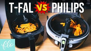 PHILIPS AIRFRYER vs T-FAL ACTIFRY - Yam Fries Showdown
