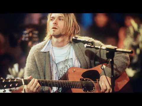 The Beatles - Across The Universe Cover (kurt Cobain) HD